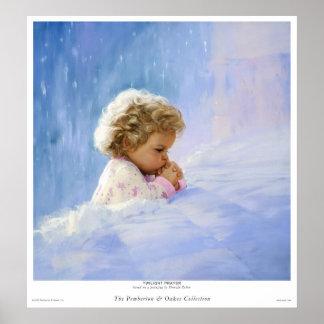 Twilight Prayer Poster