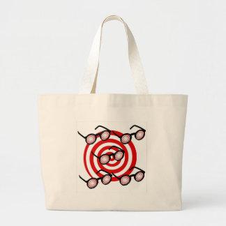 Twilight Sci-Fi Large Tote Bag
