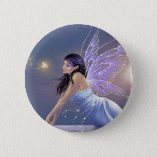 Twilight Shimmer Fairy Button Badge