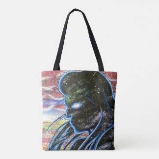 Twilight Silhouette Tote Bag