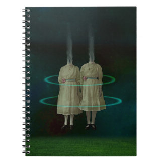 Twilight Sisters Note Book