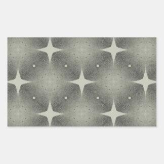 Twilight sparkle design rectangular sticker