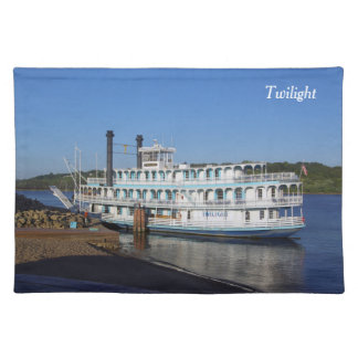 Twilight stern placemat