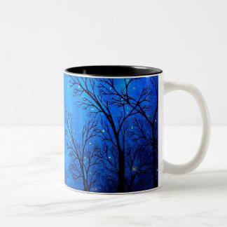 Twilight Two-Tone Coffee Mug