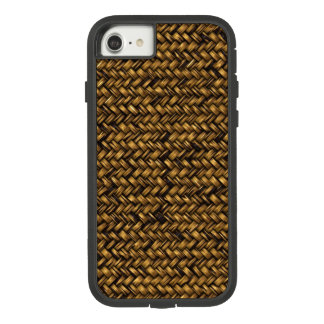 Twill Natural Fiber Pattern Case-Mate Tough Extreme iPhone 8/7 Case