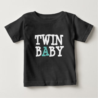 Twin 1 Baby A Baby T-Shirt