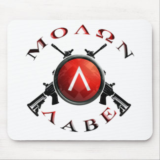 twin 556 mouse pad
