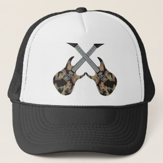 Twin Axes Trucker Hat