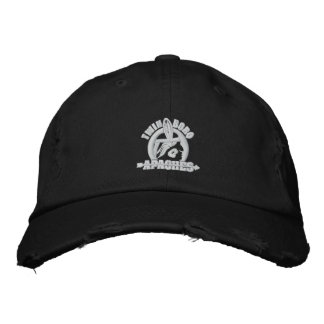 Twin Boro Apaches stressed Cap Embroidered Hat