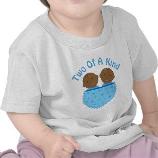 Twin Boy Ethnic Babies Infant Tee
