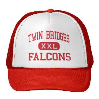 Twin Bridges - Falcons - High - Twin Bridges Cap