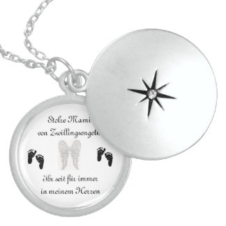 Twin chain for star mummies sterling silver necklace