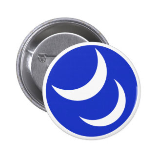 Twin Crescents button