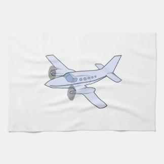 Twin-Engine Airplane Towels