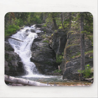 Twin Falls - Left Mouse Pad