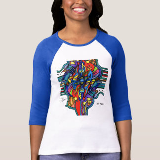 Twin Flame in Color T-Shirt