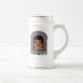 Twin Gargoyle mug