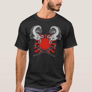 Twin kois no dojo T-Shirt