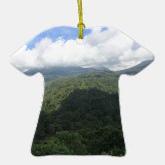 Twin Lakes Bali Ceramic T-Shirt Decoration