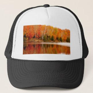 Twin Lakes Fall Colours, St Joseph Island Cap