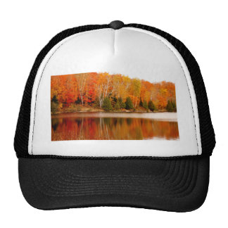 Twin Lakes Fall Colours, St Joseph Island Cap
