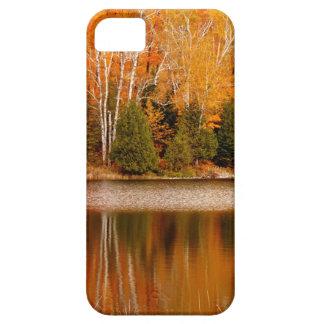 Twin Lakes Fall Colours, St Joseph Island iPhone 5 Cases
