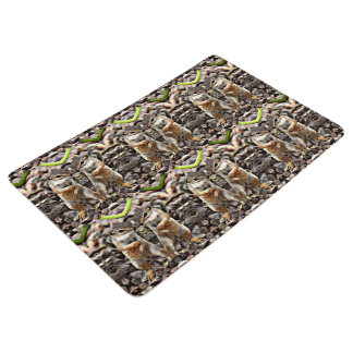 Twin Mikey Floor Mat