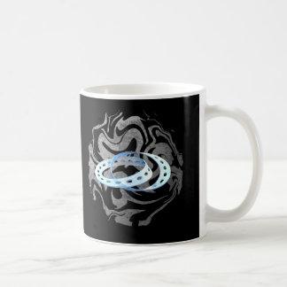 Twin Mobius Strips Coffee Mug