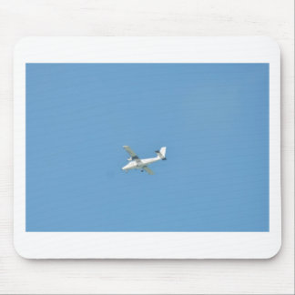 Twin Otter In Flight Mouse Pad