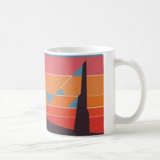 Twin Peaks Basic White Mug
