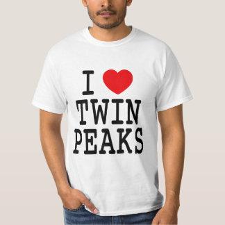 Twin Peaks… I coils T-Shirt