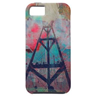 Twin Peaks Sutro Overload SanFrancisco iPhone 5 Case