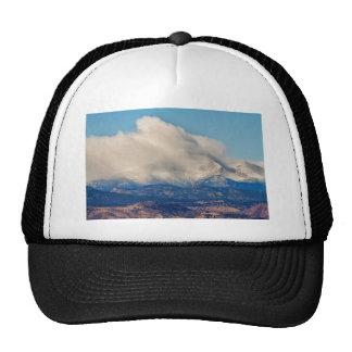 Twin Peaks Winter Weather View Mesh Hat