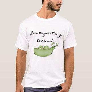 Twin Peas in a Pod T-Shirt