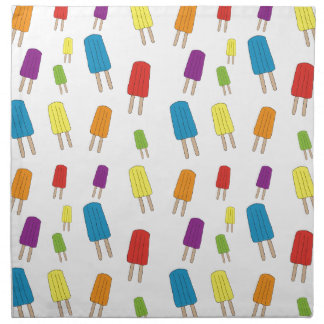 Twin Pops Pattern Napkin