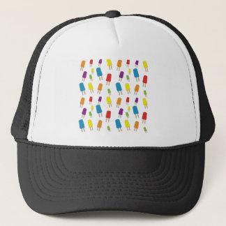 Twin Pops Pattern Trucker Hat