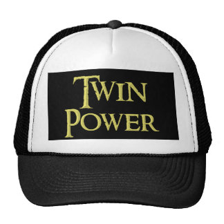 Twin-power, hat, for sale ! cap