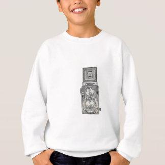 twin reflex TLR Camera Sweatshirt