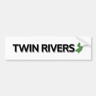 Twin Rivers, New Jersey Bumper Sticker