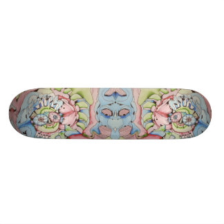 Twin Spirit 21.3 Cm Mini Skateboard Deck