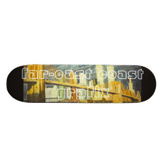 Twin Towers 21.6 Cm Skateboard Deck