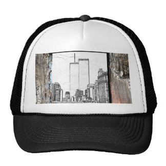 Twin Towers Cap