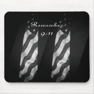 Twin Towers Mousepads