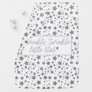 Twink, Twinkle Little Star Baby Shower Buggy Blanket
