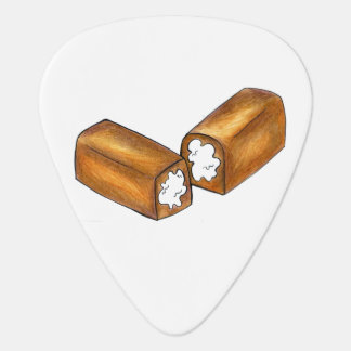 Twinkie Cream-Filled Snack Cake Junk Food Foodie Guitar Pick
