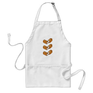 Twinkie Cream-Filled Snack Cake Junk Food Foodie Standard Apron