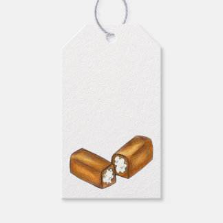 Twinkie Cream-Filled Snack Cake Junk Food Gift Tag