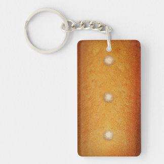 Twinkie Keychain