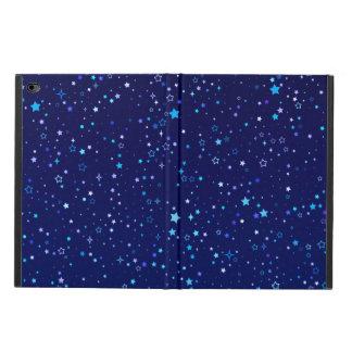 Twinkle Blue Stars2 - ipad Air2 Powis iPad Air 2 Case