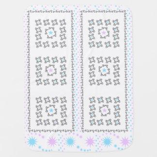 Twinkle Floral Baby Blanket